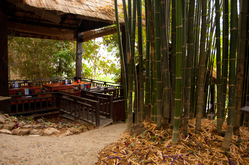 Le restaurant Dyen Sabai