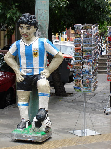 Argentine, le pays de Maradona