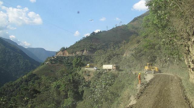 Route de Rurrenabaque
