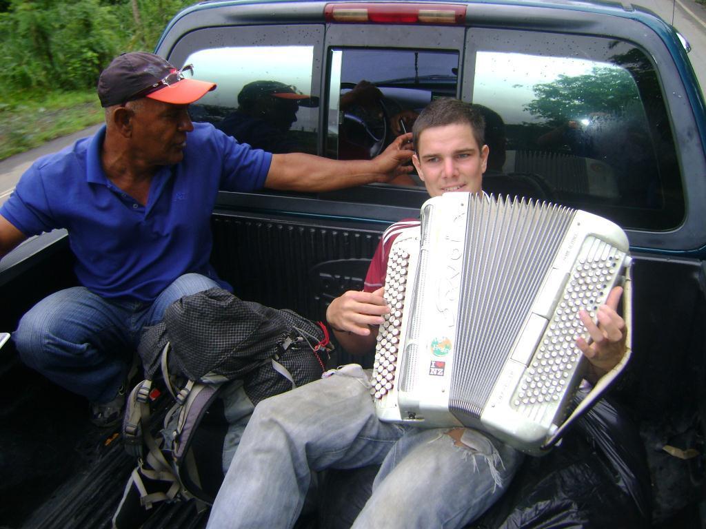 Autostop au Venezuela