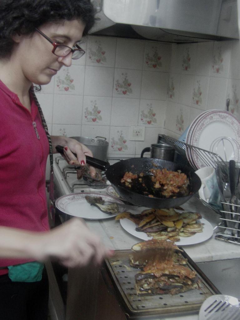 Les lasagnes sans viande ni oeuf pour les pates
