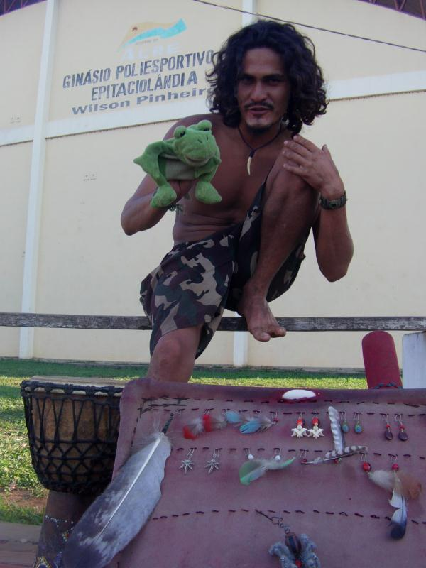 Juan, le PERUVIEN VAGABOND