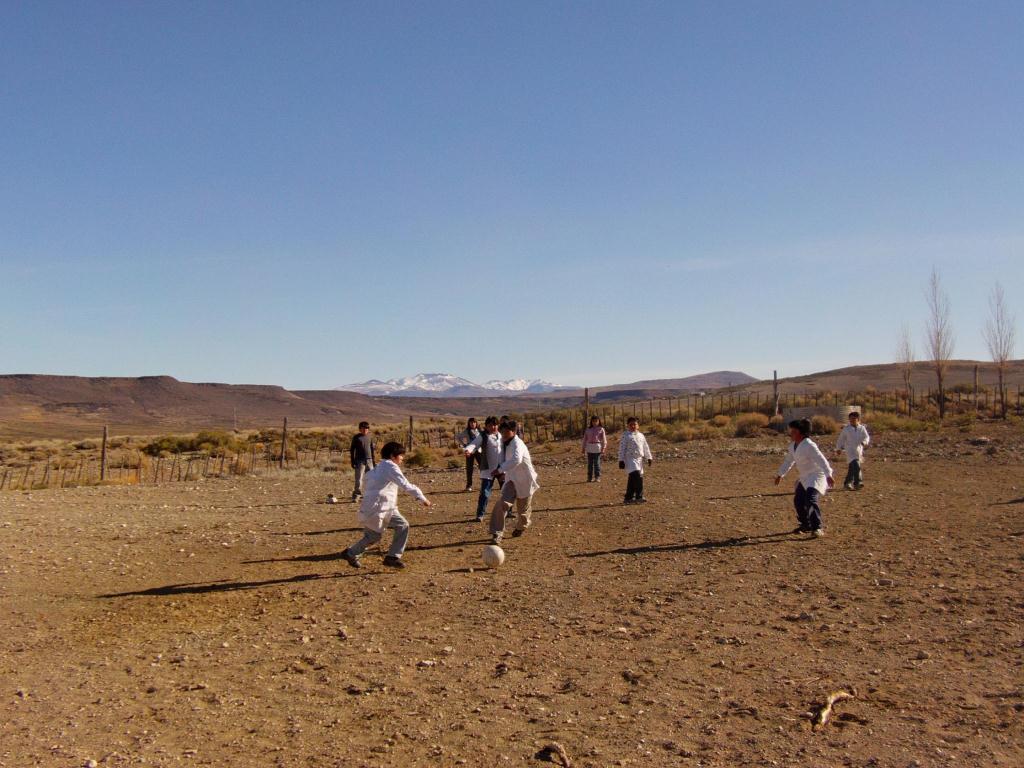 Foot en Argentine