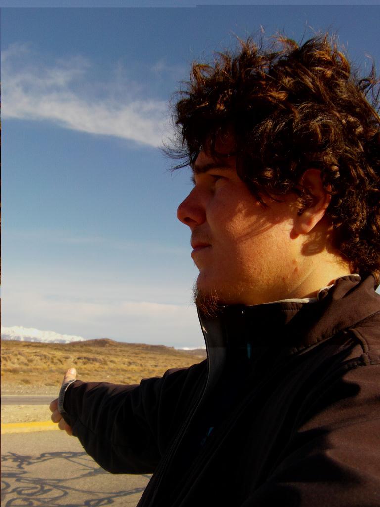 Autostop au Chili