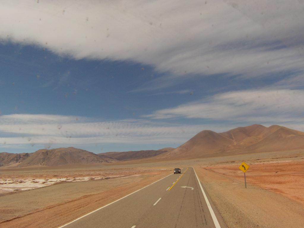 Desert d´Atacama en autostop