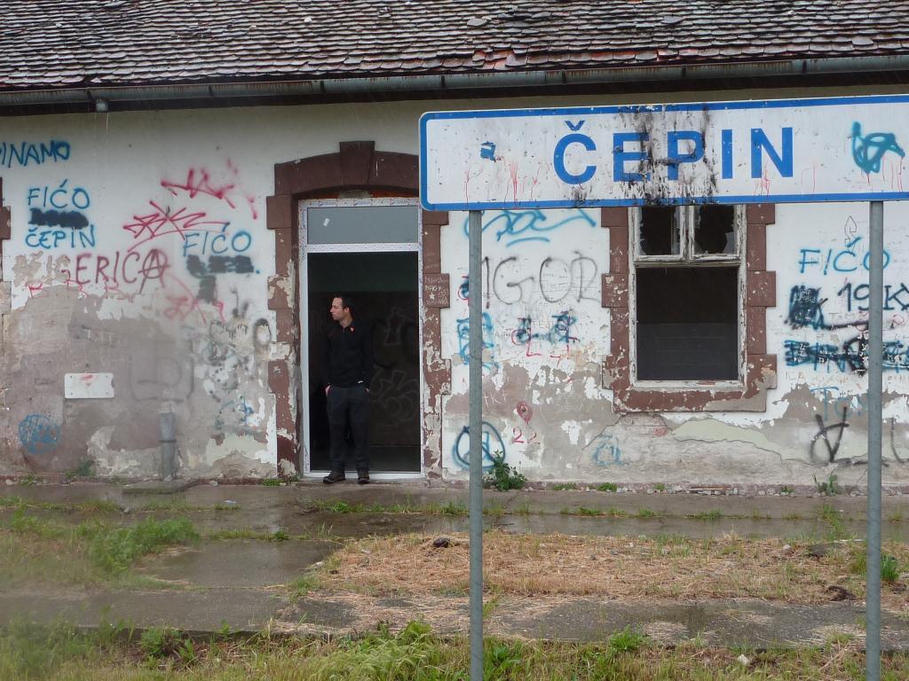 Gare de Cepin