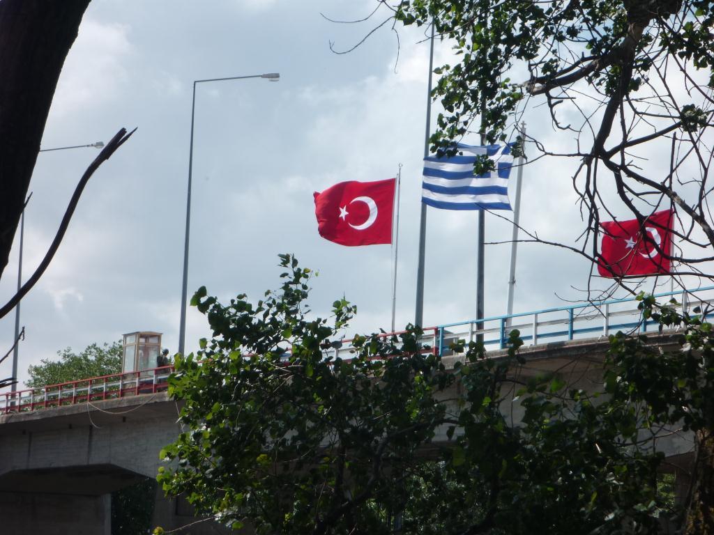 Frontière turque
