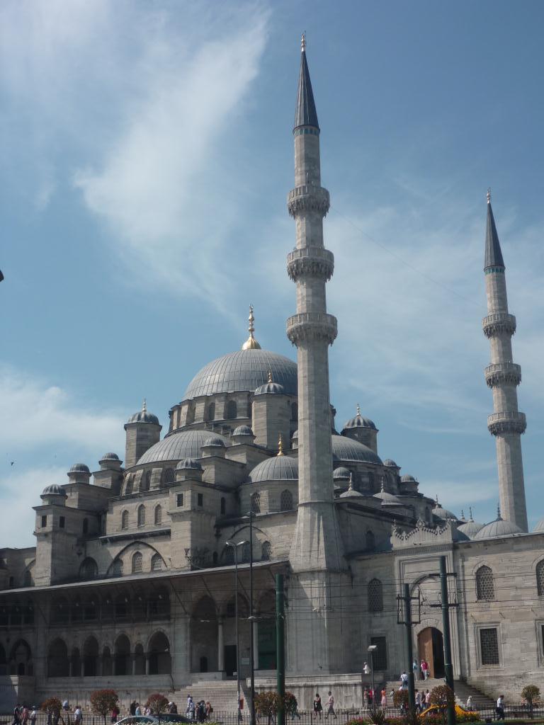 Mosquée à Istanbul