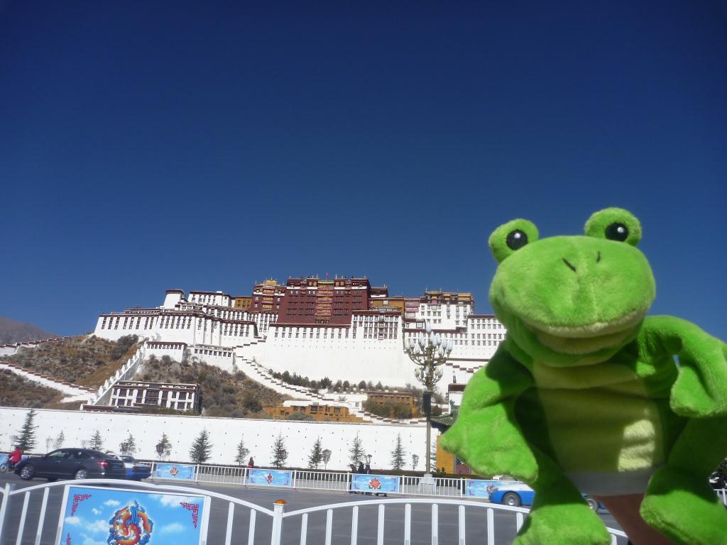 Guizmo au Tibet