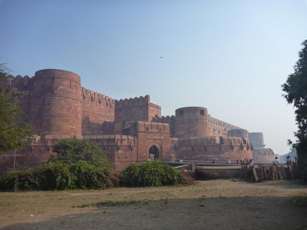 Le 'Red Fort' a Agra