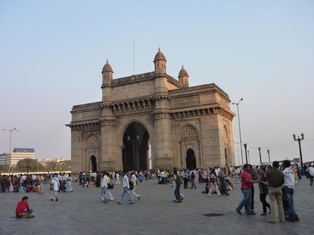 La Gateway de Bombay