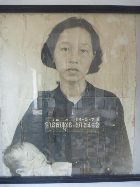 P1100436 - Prison S21 - Tuol Sleng