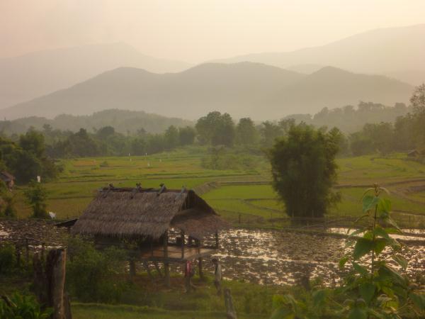 La douceur de vivre au Laos