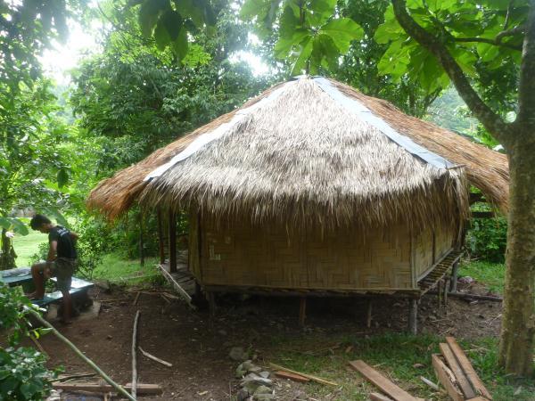 P1110179 - toiture bois bambou thailande asie