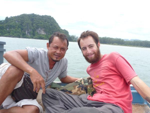 P1110208 thailande cote andaman bateau