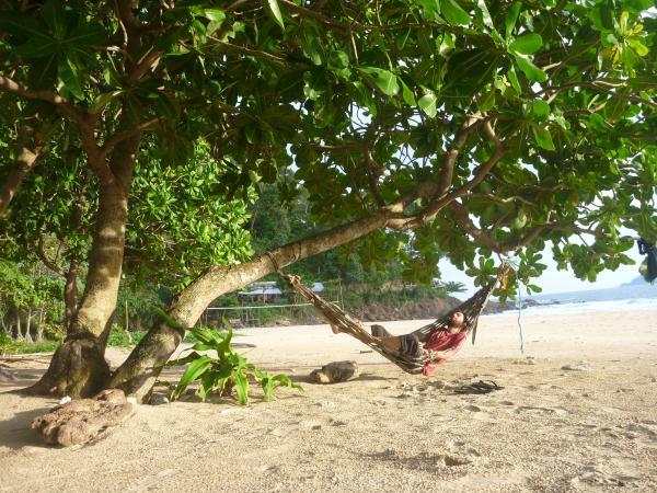 P1110330 thailande ko muk hamac plage