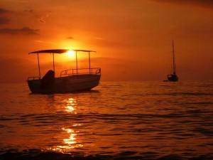 P1110931 Bali sunset