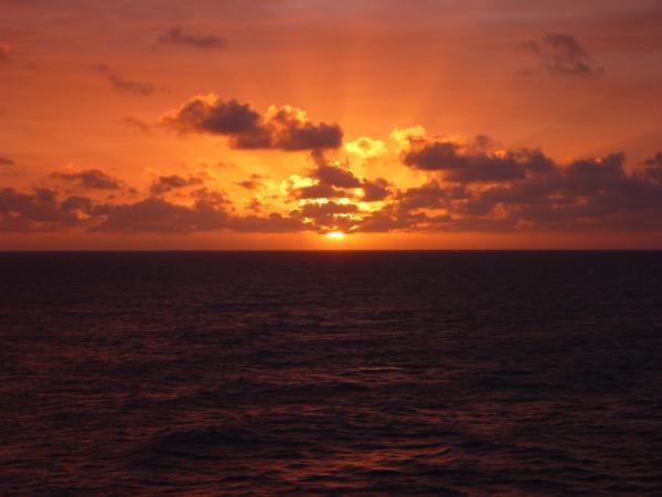 P1120504 - coucher de soleil Indonésie