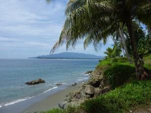 Les plages en Papouasie