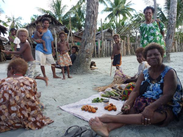 Un stand de noix de betel