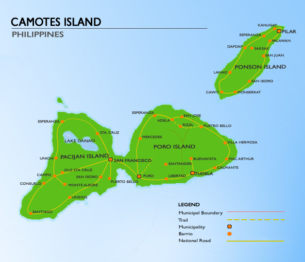 camotes_islands_map