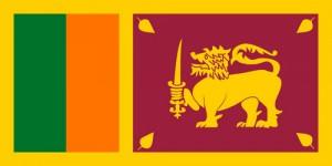 drapeau sri-lanka