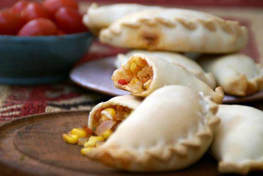 Empanada au Choclo (mais)