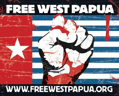 free west papua flag