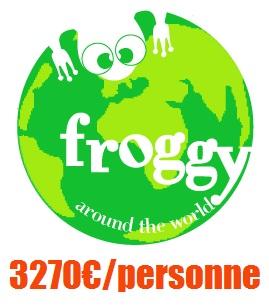 Les aventures de Froggy