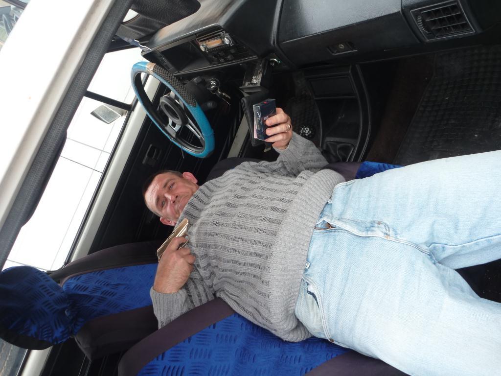 Notre chauffeur-fou. Pris en otage au milieu de la Bosnie !