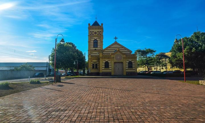 eglise de Boa Vista