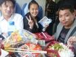 p1060795 - Repas : noodles, pattes de poulets, et parties de cartes endiablées !