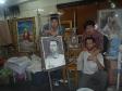 p1070349 - Deux étudiants chinois tirent le portrait d'un européen !