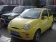 """p1070555b - La """"Cherry QQ"""", voiture bon marché très populaire en Chine"""