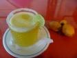 25 Hervidos de lulo (alcool de canne a sucre bouilli accompagné de jus de fruit)
