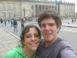 08 Bogota avec Cristina