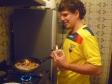 22 Cuisine de gateau a la banane flambee au Rhum