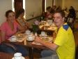 13 Avec Cristina a Bogota dans l´Hotel 5 etoiles