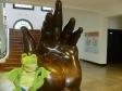 20 Guizmo au Musée de Botero a Bogota
