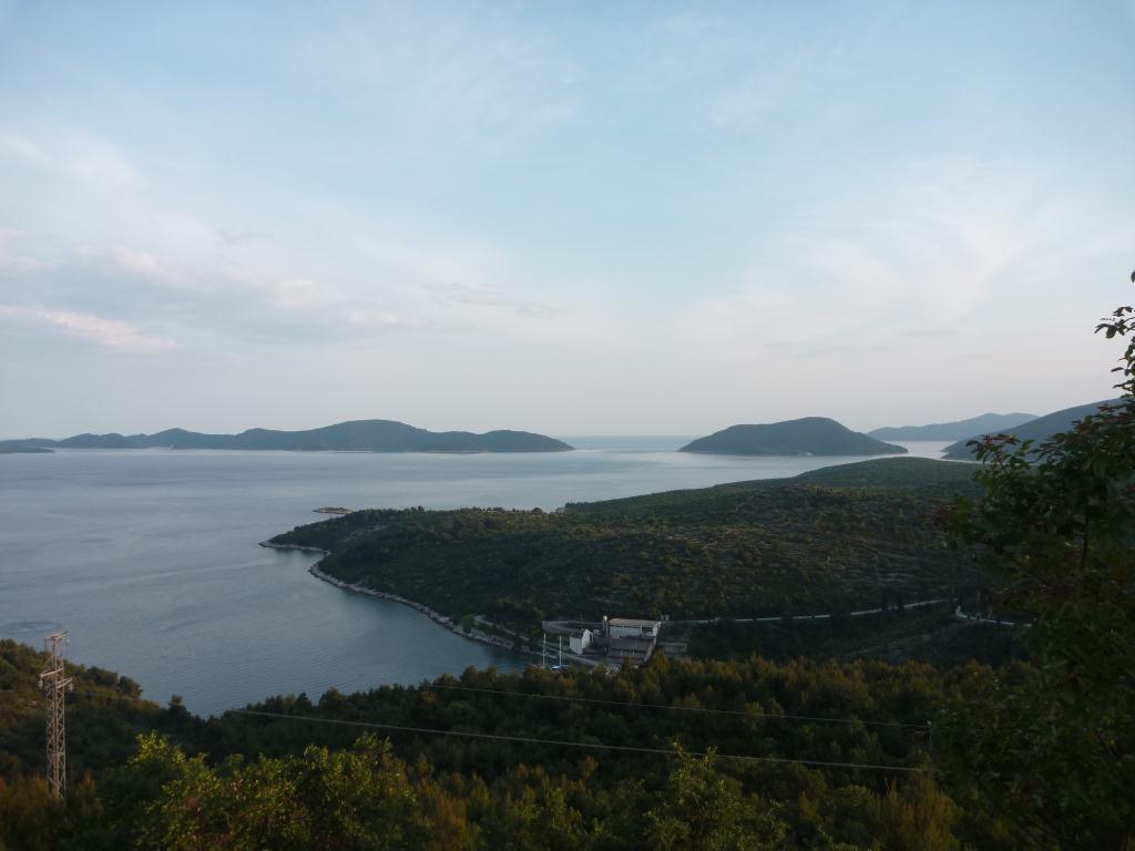 sur la route de Dubrovnik