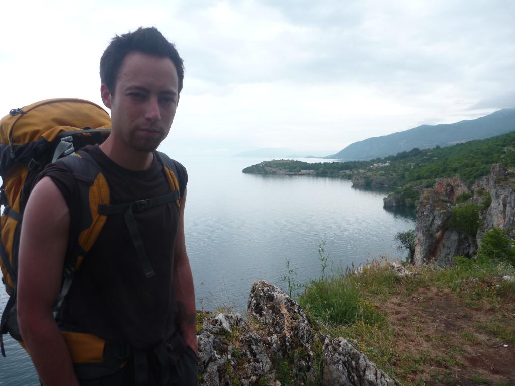 Sur la route d'Ohrid