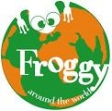 001 - Stickers des aventures de Froggy