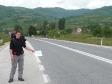 p1020435 - Sur la route de Sarajevo, le stop fonctionne bien.