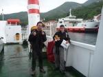 p1020547 - Notre première expérience de bateau, au Monténégro. Le beau temps est revenu !
