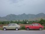 p1020798  On commence à voir de plus en plus de Lada, en Macédoine. Pourtant la Russie est encore loin !