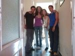 p1020922 - Une nouvelle fois on est parfaitement accueilli et logé grâce au Couchsurfing.