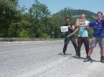 p1030239 - Bataille d'autostop en Bulgarie avec un