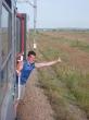 p1030375 - Pourquoi faire du stop en pleine canicule alors que le prix des trains en Roumanie est dérisoire. Tout en respectant notre budget de 8€ par jour.