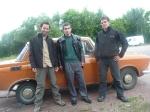 p1030629 - Après avoir fait du camion-stop, du taxi-stop, et du police-stop, on a fait du Lada-stop en Ukraine !