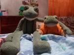 p1030825 - Froggy s'est fait des nouveaux amis en Russie !